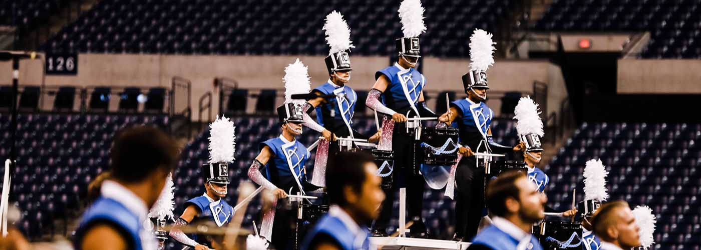 DCI Champs 2017 - Music & Marching