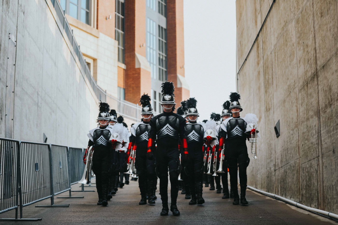 Music and Marching DCI 2017 - Lot Riot Blog 2