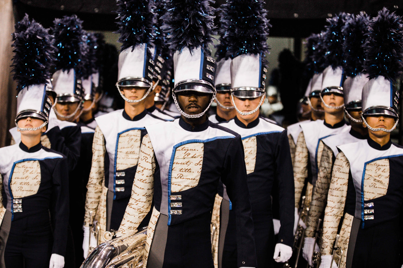 Music and Marching DCI 2017 - Lot Riot Blog