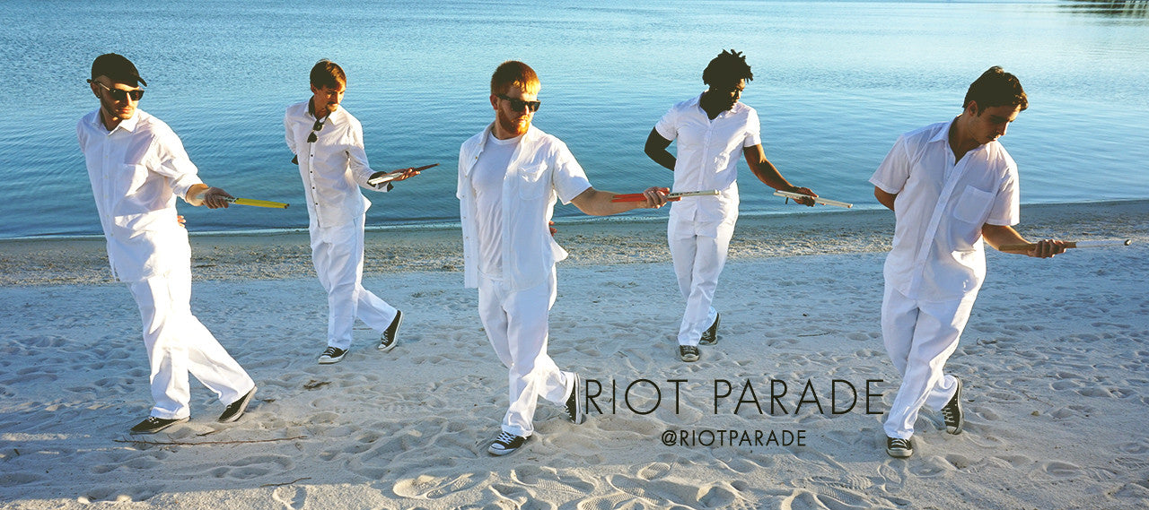 Riot Parade wears Lot Riot