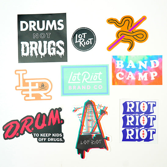 Mega Sticker Pack