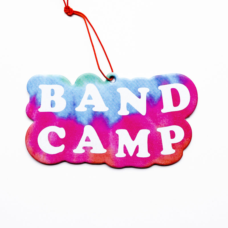 Band Camp Air Freshener
