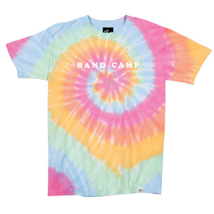 Band Camp Tee - Tie Dye
