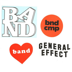 Bnd Cmp Sticker Pack