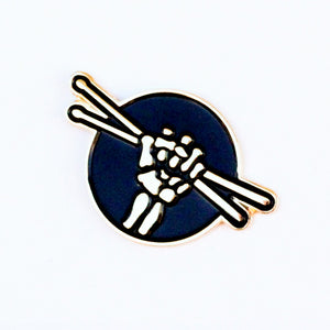 Cold Dead Hands Lapel Pin