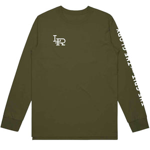 Monogram Long Sleeve - Army