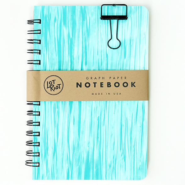 Graph Notebook - Aqua Ripple
