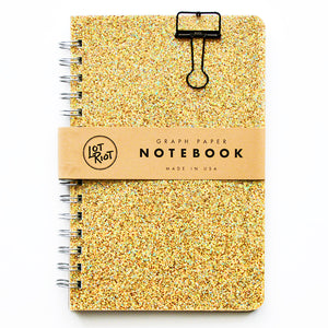 Graph Notebook - Champagne Sparkle