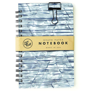 Graph Notebook - Hammered Silver
