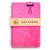 Graph Notebook - Hot Pink Sparkle
