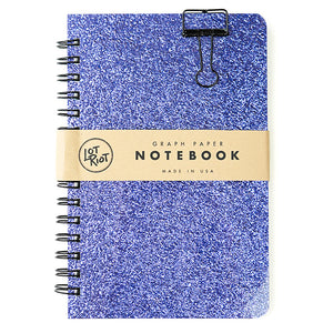 Graph Notebook - Periwinkle Twinkle