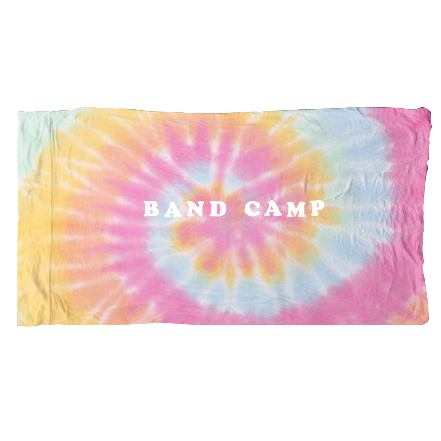 Band Camp Pillowcase