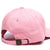 Band Heart Cap - Pink