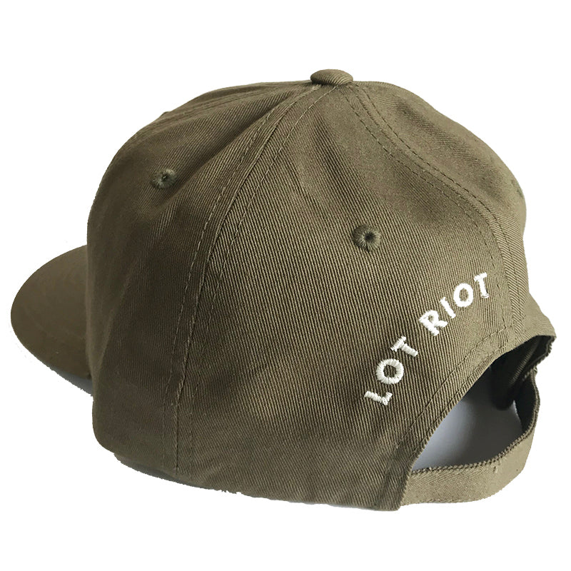 Don't Tread Cap - Loden