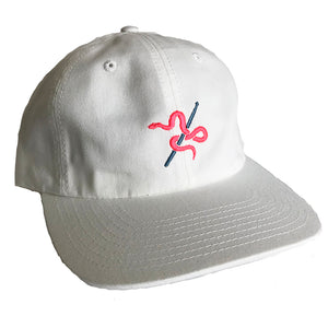 Don't Tread Cap - White