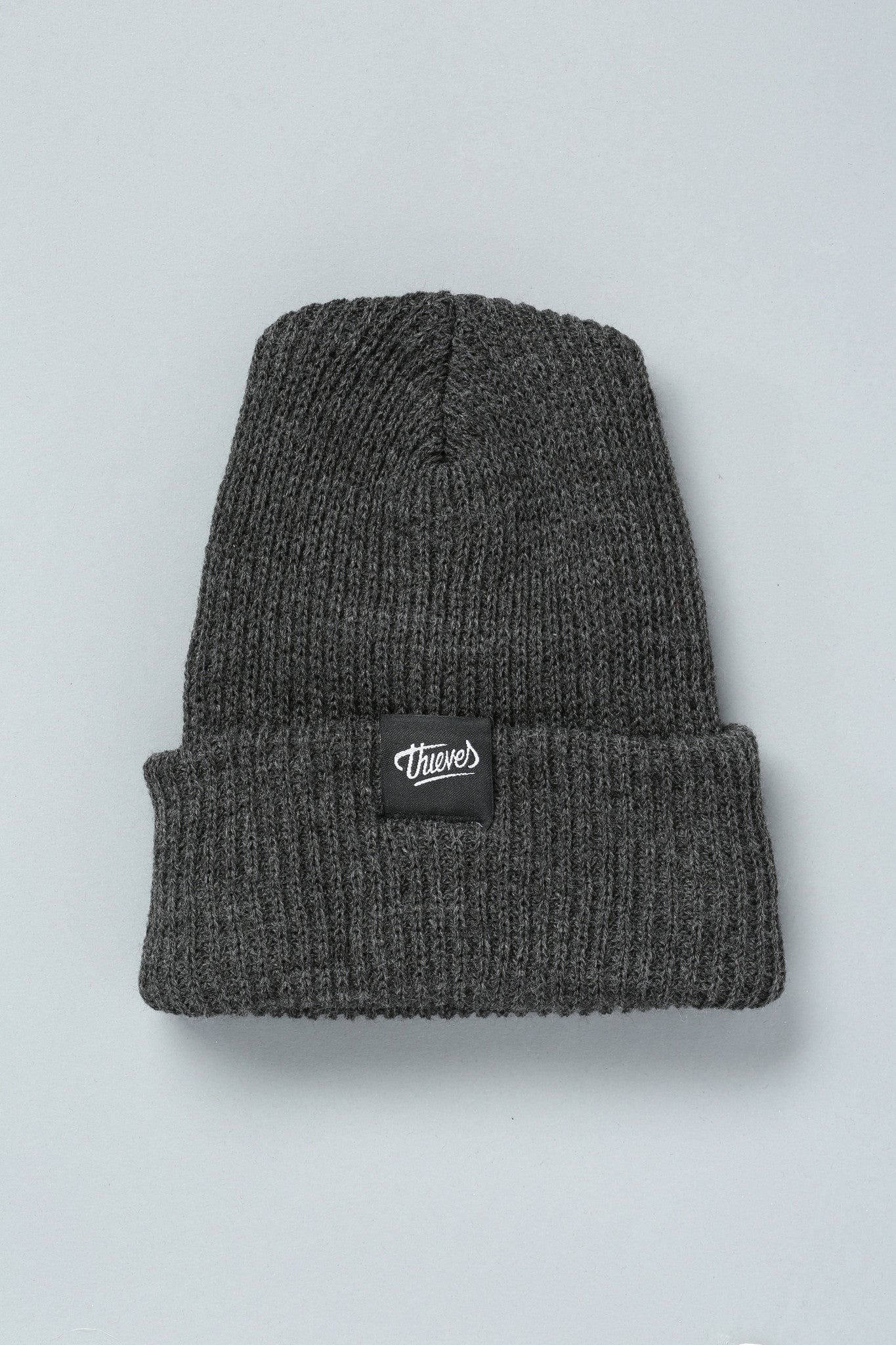 Everyday Beanie - Charcoal