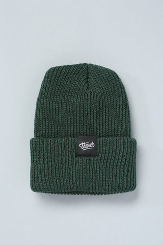 Everyday Beanie - Collegiate Green