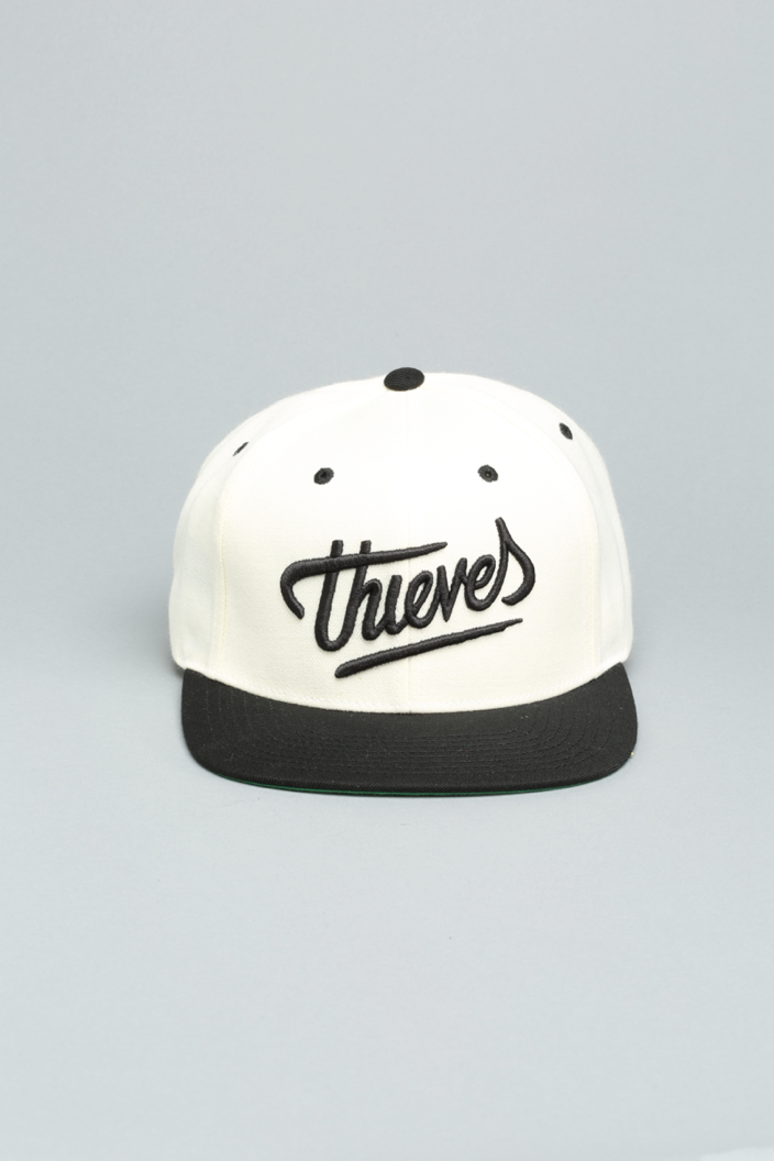 Everyday Snapback Two-Tone