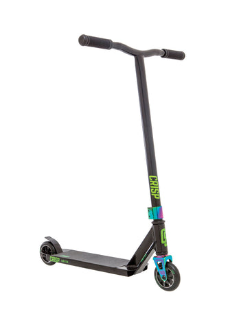 Crisp Switch Pro Scooters - Black