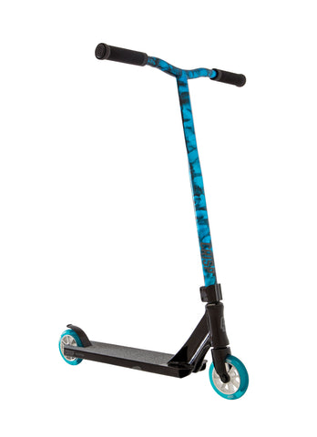 Crisp Inception Pro Scooter - Black/Blue