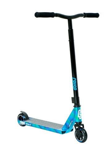 Crisp Switch Pro Scooters - Blue/Black