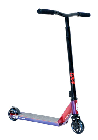 Crisp Switch Pro Scooters - Neo Chrome/Black