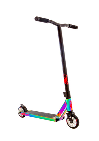 Crisp Surge Pro Scooter - Oil Slick/Black