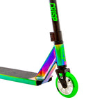 Crisp Surge Pro Scooter - Oil Slick/Green