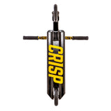 Crisp Blaster Pro Scooter - Black/Gold