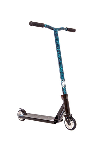 Crisp Blaster Pro Scooter - Black/Blue