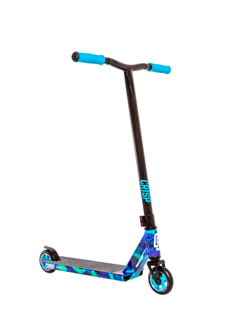 Crisp Switch Pro Scooter - Blue/Black