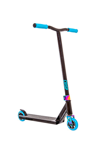 Crisp Switch Pro Scooter - Black/Blue