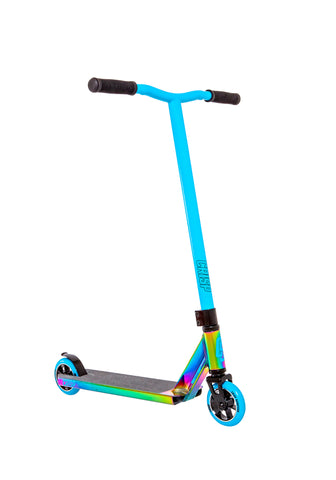 Crisp Surge Pro Scooter - Neo Chrome Sky Blue