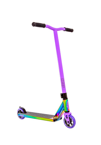 Crisp Surge Pro Scooter - Neo Chrome Purple