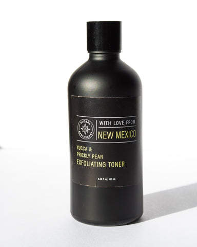 Yucca & Prickly Pear Exfoliating Toner | New Mexico
