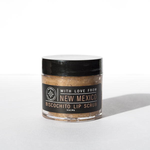 Biscochito Lip Scrub | New Mexico