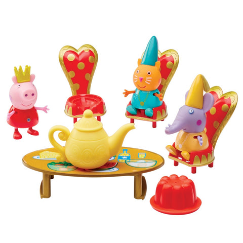 Peppa Pig Princess Tea Party | Peppa Pig Tea Playset | Planet Superheroes