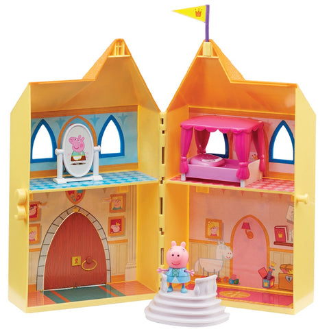 Peppa Pig Princess Enchanting Tower Playset | Planet Superheroes