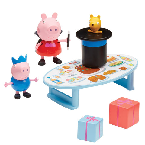 Peppa Pig Magic Party Playset | Peppa Pig Party Set | Planet Superheroes
