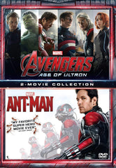 Ant-Man & Avengers: Age of Ultron DVD