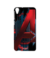 Avengers Age of Ultron Avengers Logo Sublime Case for HTC Desire 820