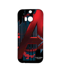 Avengers Age of Ultron Avengers Logo Sublime Case for HTC One M8
