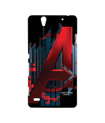 Avengers Age of Ultron Avengers Logo Sublime Case for Sony Xperia C4