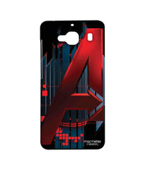 Avengers Age of Ultron Avengers Logo Sublime Case for Xiaomi Redmi 2 Prime