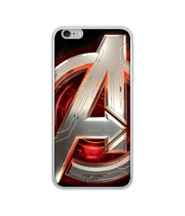 Avengers Age of Ultron Avengers Version 2 Jello Case for iPhone 6 Plus