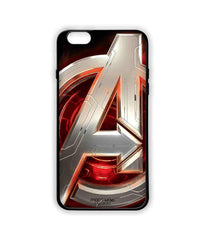 Avengers Age of Ultron Avengers Version 2 Lite Case for iPhone 6 Plus