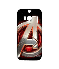 Avengers Age of Ultron Avengers Version 2 Sublime Case for HTC One M8S