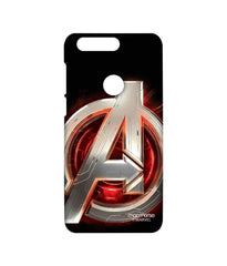 Avengers Age of Ultron Avengers Version 2 Sublime Case for Huawei Honor 8