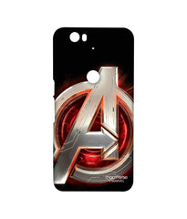 Avengers Age of Ultron Avengers Version 2 Sublime Case for Huawei Nexus 6P