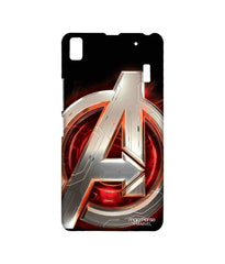 Avengers Age of Ultron Avengers Version 2 Sublime Case for Lenovo A7000